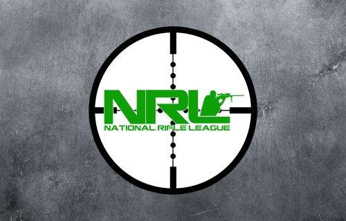 NRL Reticle Sticker