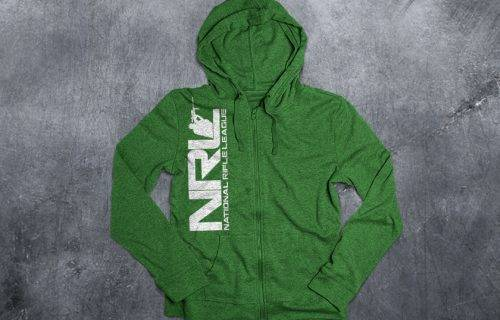 NRL Zip-Up Hoody