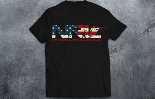 US Flag NRL T-SHIRT