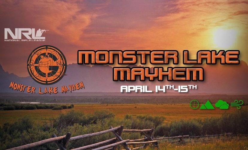 Monster Lake Mayhem